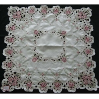 Embroidery Table Cloth Made By Hands