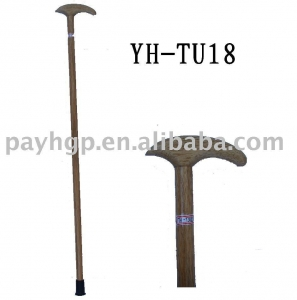 China Wooden Walking Cane on sale