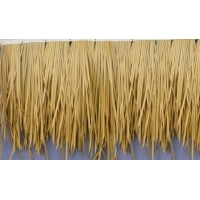 synthetic resin, imitation thatched straw