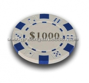 China Striped Dice Chip (C-2003) on sale