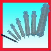 Hypodermic Glass Syringe
