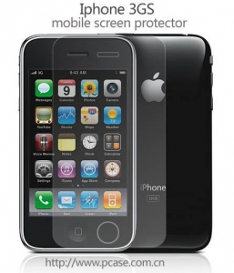 China Iphone 3GS Iphone 3GS Screen Protector on sale