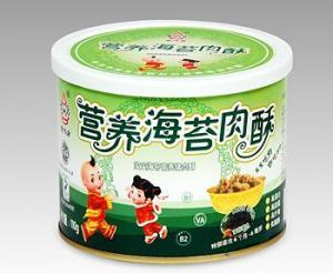 Quality Pork crisp Nutrition seaweed dried .. for sale