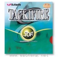 Butterfly TACKIFIRE C SOFT(05610)