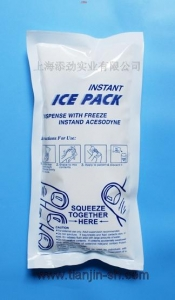 China Instant Cold Pack Super Ice gel Box TJ-BD009 on sale