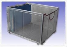 China Wire Mesh Crate on sale