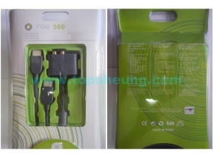 China XBOX360 HDMI+optical cable on sale