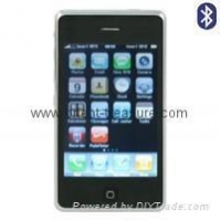 iPhone 3GS Java 3.5 inch MSN Duad Band FM Mobile Phone