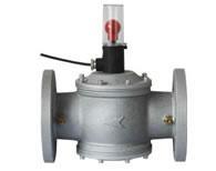China Anatomic drawing of GAC/GW-DN Explosion-proof Magnetic Valve for Gas Secure on sale