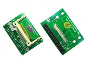 China Universal 40-Pin Female IDE To CF Card Adapter on sale