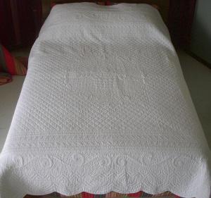 China Cotton Bedding Set Cotton quilt set on sale