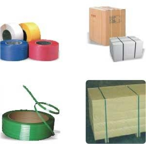 China Packaging Materials PP Box strap and PET strap on sale