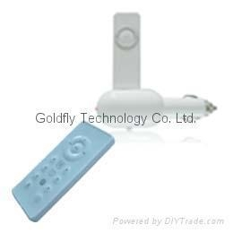 China For iPod FM transmitter (GF-IPOD-3in1A) GF-3in1A on sale