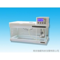 Denaturing gradient gel electrophoresis