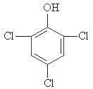 China 2,4,6-Trichloro Phenol on sale