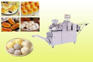 China DOUGH SHEETING & BREAD MOLDING MACHINE on sale