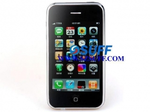 China HiPhone G5+ AGPS JAVA MSN GSM Mobile Phone on sale