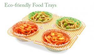 China Eco-friendly Food Trays on sale