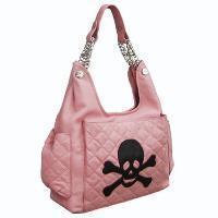 China Ladies Leather Shoulder Bag on sale