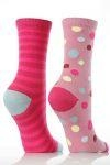 China Girls' Two Pack Socks on sale