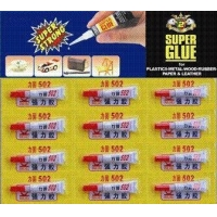China 502Strong glue sealant SP-1013 502 SUPER GLUE for Rubber, Plastic and General Use on sale