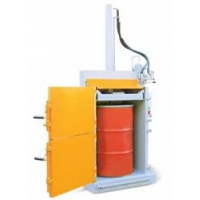 China DRUM, SMALL BARREL & TIN CAN CRUSHERS on sale