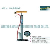 China foot pump EL light Number:AC714 on sale