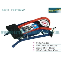China foot pump EL light Number:AC717 on sale