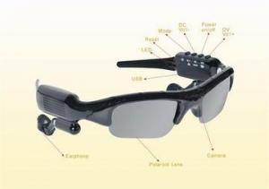 China SUNGLASSES MP3 sunglass mp3 playerQPS-MP3-S07B Product :sunglass mp3 player on sale