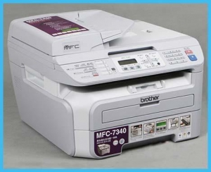 China Brother 7340 printer on sale
