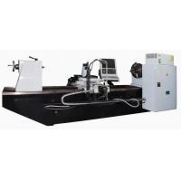 XK9350F-S CNC ROLLER NOTCHING AND LOGO MAKING MACINE