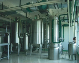 China WZE double-effect evaporator on sale
