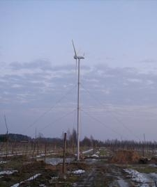 China Wind Power Generator H6.4-5000W on sale