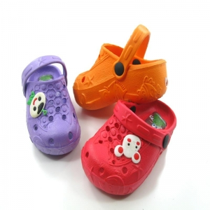 China EVA Clogs 2010 fashion children garden sandals jxe010 on sale