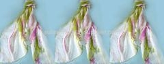 China Oblongs Silk Printing Oblong Scarf on sale
