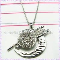 China Necklaces Shooting-Sun Torque Costume Jewelry Necklaces Wholesale on sale