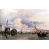 China Sail boats(262) The_Church_Of_The_Gesuati_And_Riva_Delle_Zattere for sale