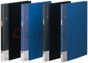 China Card Holder A3 Clear Book NF40A3 on sale