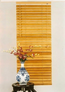 China pvc mini blind bamboo mini blind XBB-10  1BAMBOO MINI BLIND on sale