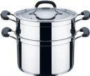 China Stainless Steel Double Boiler on sale