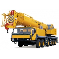 Foundry Equipment Truck Crane