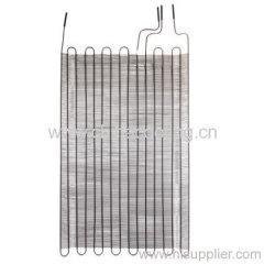 China Showcase condenser Wire on tube condenser on sale