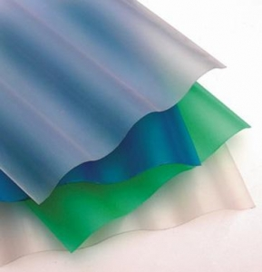 China PVC Corrugated Sheets Translucent Roof Translucent Roof on sale