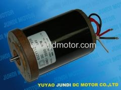 China 63mm PMDC Motors 24v carbon brush DC Motor on sale
