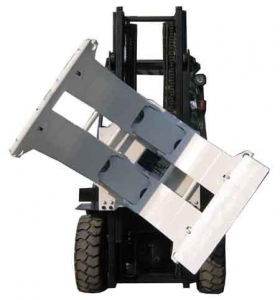 China Forklift Accessory Paper Roll Clamp on sale