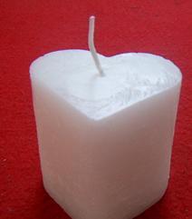 China Led Candles LED CANDLE-HEART on sale