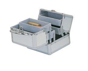 China Cosmetic Case Aluminum Beauty CaseSize: 18 X 18 X 16.5CM on sale