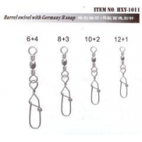 Products List Barrel Swivel with Germany B snap