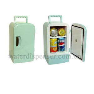 China Thermoelectric Cooler & Warmer Car Fridge on sale