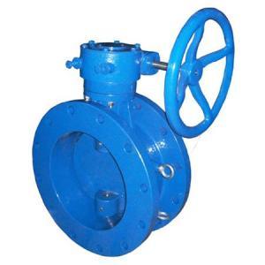 China Butterfly Valve Butterfly valve (flange type) on sale